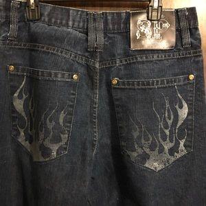 South Pole Lucha blue jeans size 36/27